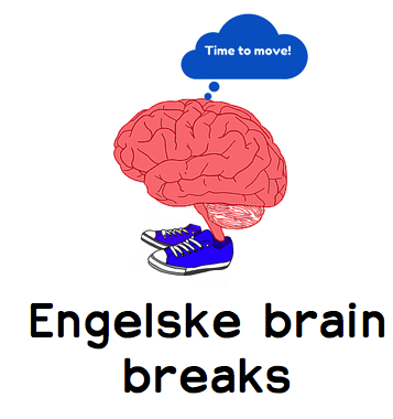 Engelske brain breaks
