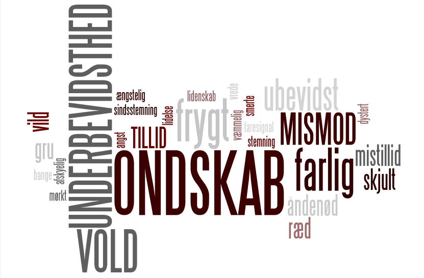 Ondskab wordle